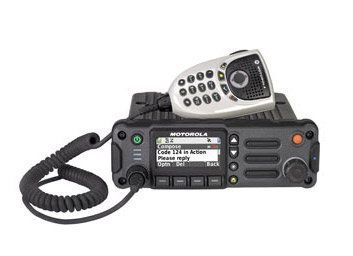APX2500 Mobile Radio